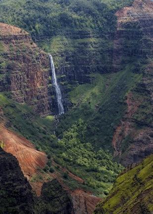 Waimea Canyon Falls